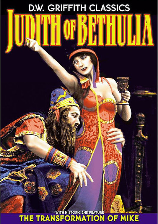 Judith of Bethulia poster