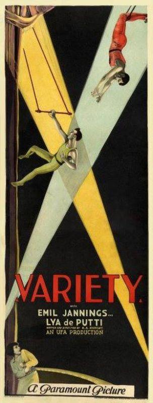 Varieté poster