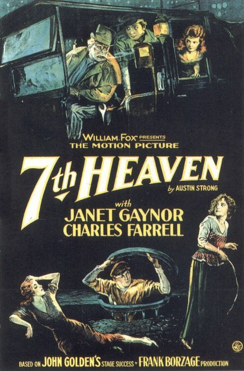 7th Heaven poster 2