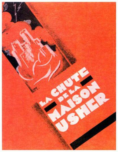 La chute de la maison Usher poster