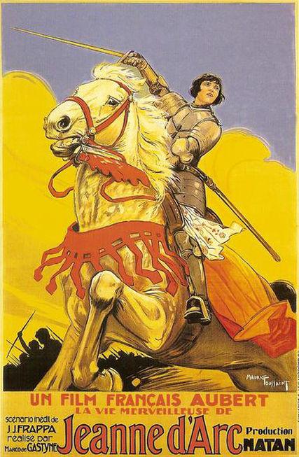 La merveilleuse vie de Jeanne d_Arc poster