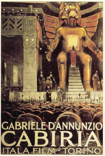 cabiria poster 2