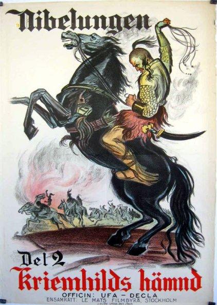 die nibelungen poster 2
