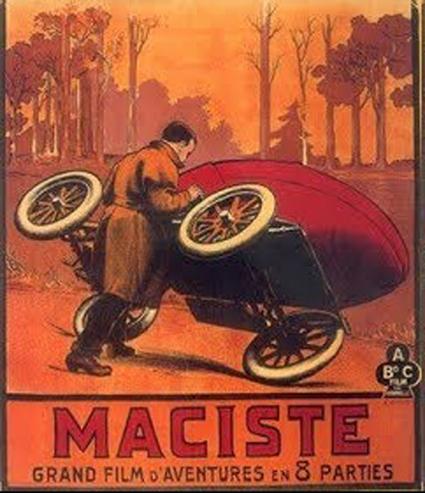 maciste poster