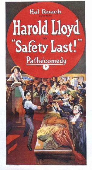 safety last poster