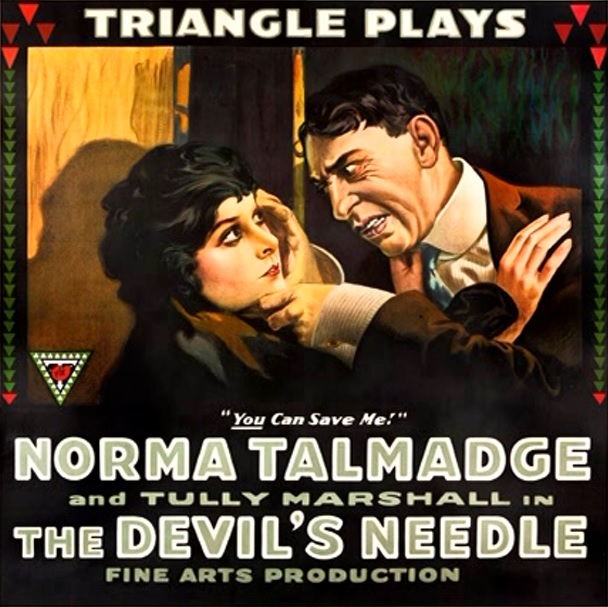 the devil_s needle poster